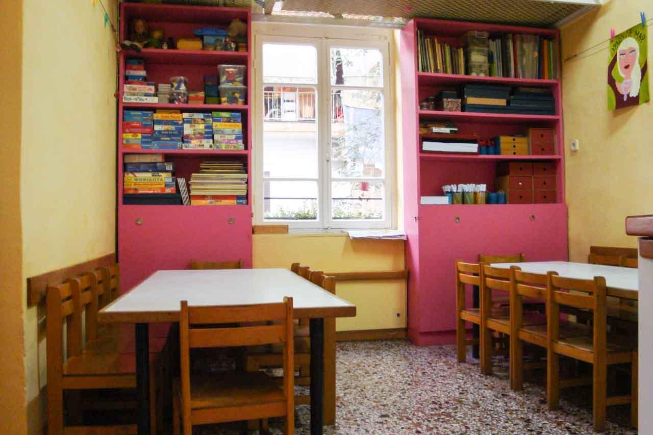Παιδικός σταθμός Θεσσαλονίκη